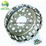 De Mand van de Koppeling van Ducati voor Aluminium 6061 CNC het Draaiende Deel van de Draaibank