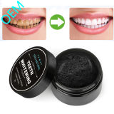 粉の口腔衛生の黒の自然な有機性を白くする歯