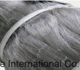 灰色のモノラル釣り道具のナイロン漁網