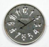 형식 가정 훈장 앙티크 금속 시계