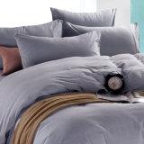 柔らかく安い価格の病院の灰色の寝具
