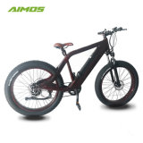 経済的な価格の高速簡単な雪の脂肪質のタイヤの電気バイク
