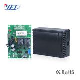 des HF-433MHz Kanal-Klonen-Maschinen-Schlüssel Fob Code-Fernsteuerungsexemplar-4 ein Abstands-Lernen-elektrischer Garage-Tür-Controller Yet2111