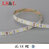 60LEDs/M 5630 DC12/24V LED 방수 유연한 지구