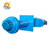 Carter de pompe submersible en acier inoxydable de la pompe de dragage