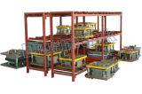 アルミホイルの容器のための力出版物機械