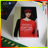 Impresión de la tarjeta del PVC Foarmex para la promoción (TJ-T009)