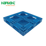 Highbright HDPE verstärken einzelne Methoden-Ladeplatte der Seiten-3 mit Stab