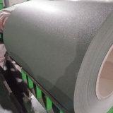 Матовый или глянцевый катушки оцинкованной стали с полимерным покрытием