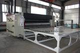Machine automatique de fabrication de cartons et d'impression de carton de carton ondulé