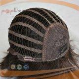 Breve parrucca fatta a macchina dei capelli umani (PPG-l-0844)