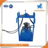 Machine de fonte de inclinaison hydraulique économiseuse d'énergie d'acier inoxydable