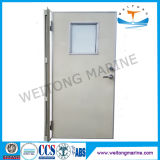 Fire Proof A0 Boat Cabin Steel Door with Individual Switch Hangle