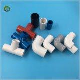 Il T diritto del PVC del fornitore di plastica della Cina molti colora