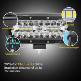 Cheap 7pulgadas 120W resistente al agua de la barra de luz LED Auto camioneta SUV 4X4 Offroad Barra de luz LED de trabajo