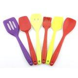 Типы 6 частей Multi сжатия силикона Coated варя изделия кухни
