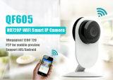 Mini cámara al aire libre de la toma de imágenes térmica del IP de las cámaras de seguridad