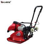 Compressor da placa com maquinaria de construção do motor de gasolina (HRC90W)