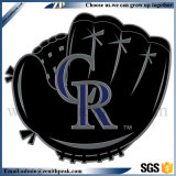 Distintivo su ordinazione di Pin del risvolto della frizione di baseball