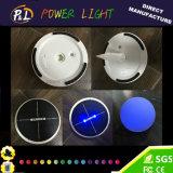 Wasserdichte rasen-Kugel-Lampe der nachladbaren Batterie-glühende LED Solar