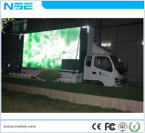 Schermo di visualizzazione mobile esterno del LED del rimorchio di P10 SMD