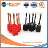 Yg6, Yg 8 R /L Solid Carbide Dowel Woodworking Seed-planting drills