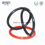 De Populaire Rubber Vlakke Flexibele Zwarte O-ring NBR van uitstekende kwaliteit
