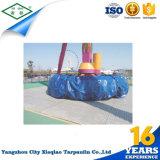 공급에 의하여 주문을 받아서 만들어지는 크기 PVC에 의하여 입히는 운동장 보호 덮개