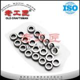 La pieza inserta no estándar de las calzas de las piezas insertas del carburo de la pieza inserta del CNC calza tipos