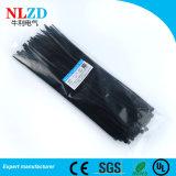 Serres-câble en plastique 4.8X300mm, 75Lbs, paquet de 100