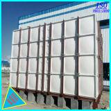 Хорошее качество GRP вид в разрезе резервуар для хранения воды из стекловолокна