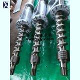 Болт цилиндра экструдера на машине литьевого формования