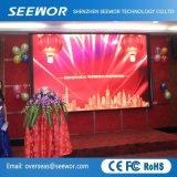 Höhe erneuern Kinetik P2.98mm farbenreichen LED-Innenbildschirm mit Favoravle Preis