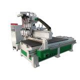 Populäres Holz, das AIX CNC-Fräser-Maschine 1325 des Steppermotor4 bearbeitet