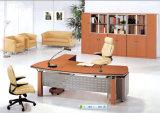 L'économie personnalisable Table de bureau en bois de haute qualité avec l'aluminium (SZ-ODT619)
