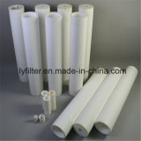 HD sinterizado de polietileno PE Micro Filtro de filtração de água a gás