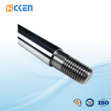 Peças de alumínio fazendo à máquina personalizadas elevada precisão do torno do CNC do metal de China