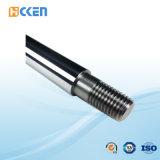 China-hohe Präzisions-kundenspezifische Metall-CNC-Drehbank-maschinell bearbeitende Aluminiumteile