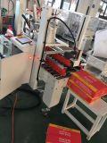 Hoogste Klep die de Hete Verzegelende Machine van het Karton van de Lijm van de Smelting (Ce, ISO) vouwt