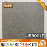 セメントの屋内および屋外のためのデザインによって艶をかけられる無作法な磁器のタイル(JB6001D)