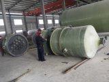 Recipiente das embarcações do tanque da fibra de vidro GRP FRP da fibra de vidro