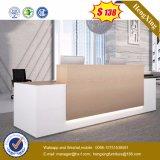 Classic Espresso DE MODA Oficina Modular mesa de recepción (HX-8N1815)