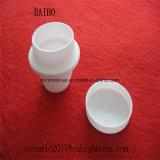 Crogiolo di ceramica dell'allumina per il riscaldamento