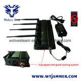Capable être employé dans le véhicule avec le brouilleur de signal de téléphone mobile de chaîne de 40 mètres