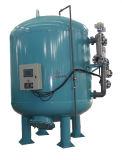 Filtro attivato dal carbonio per rimuovere cloro residuo in acqua di raffreddamento
