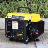 Piccolo MOQ mini generatore portatile raffreddato ad aria della benzina 750watt del bisonte