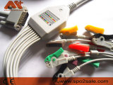 Kompatibles Direct-Connect EKG Kabel Philips-9293-042-50