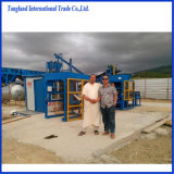Machine automatique du bloc Qt5-15 dans la brique de machine/argile de fabrication de brique de /Clay de machine de moulage de brique de dessiccateur/argile de Tunenl de brique de la Chine/argile faisant le matériel