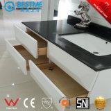 Новая конструкция из дерева в современном стиле ванной комнате (-7095)