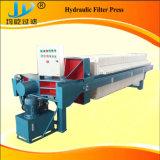 Filtre hydraulique automatique Appuyez sur pour le traitement des résidus de fer